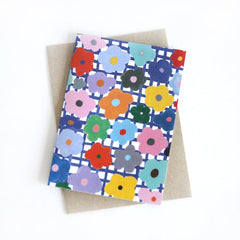 Flower Card- Shuh