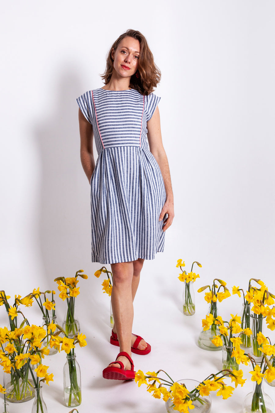 Fathom Shift Dress