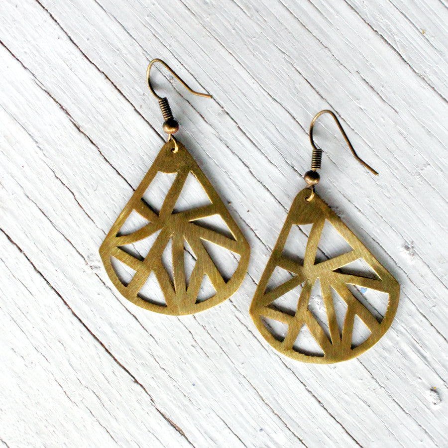 Fractal Earrings