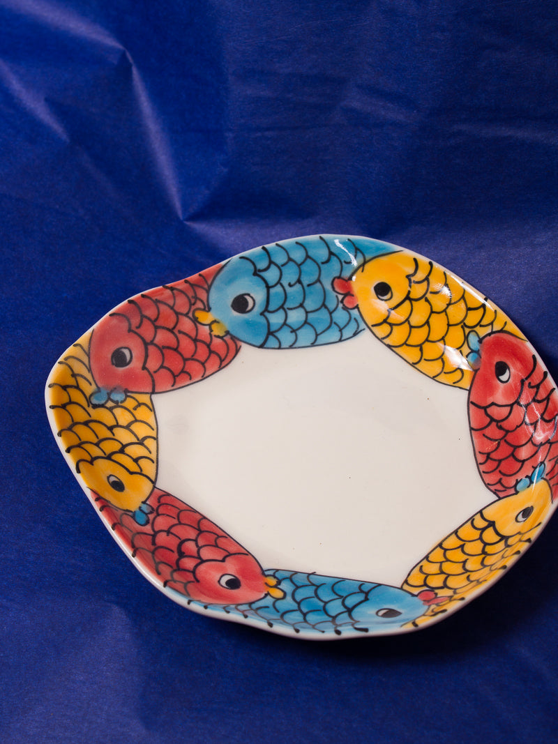 Reef Fishes Trinket Dish