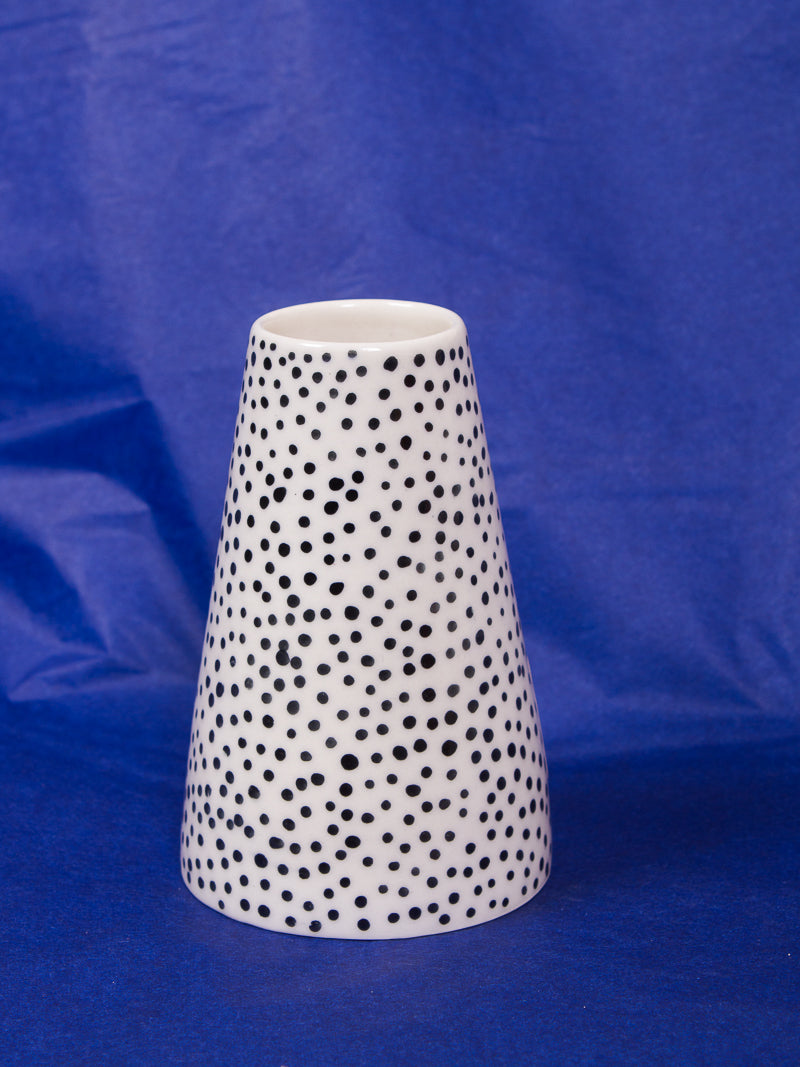 Starry Night Bud Vase