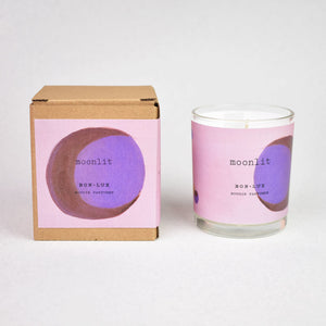 Boxed Votive Candle - Moonlit