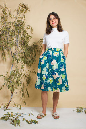 Pollination Vision Skirt
