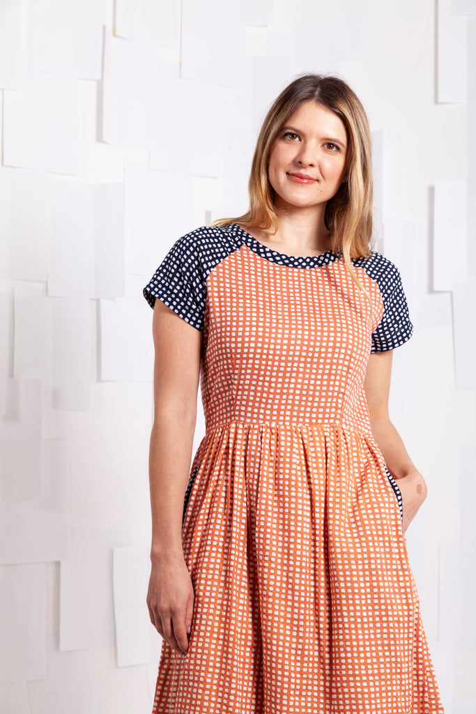 Intersection Fun Dress