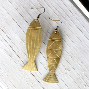 Fishes Earrings