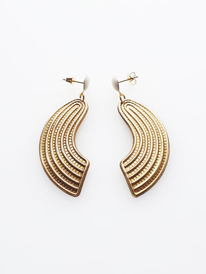 Ludwig Earrings- Various Colours