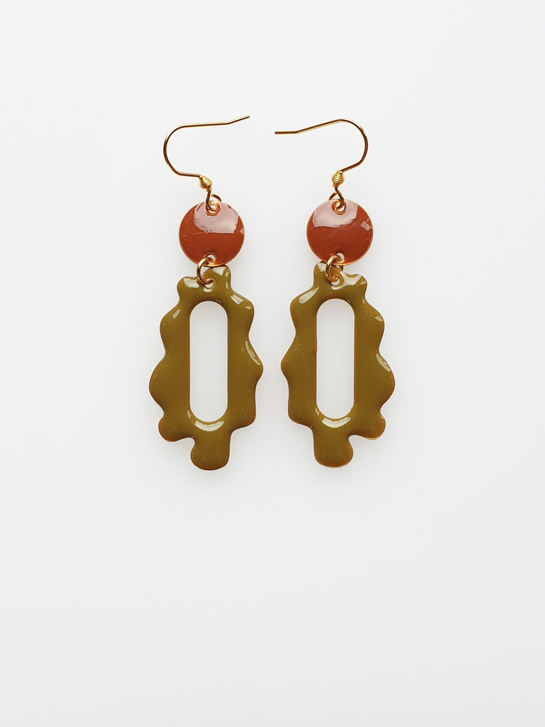Sherburst Earrings