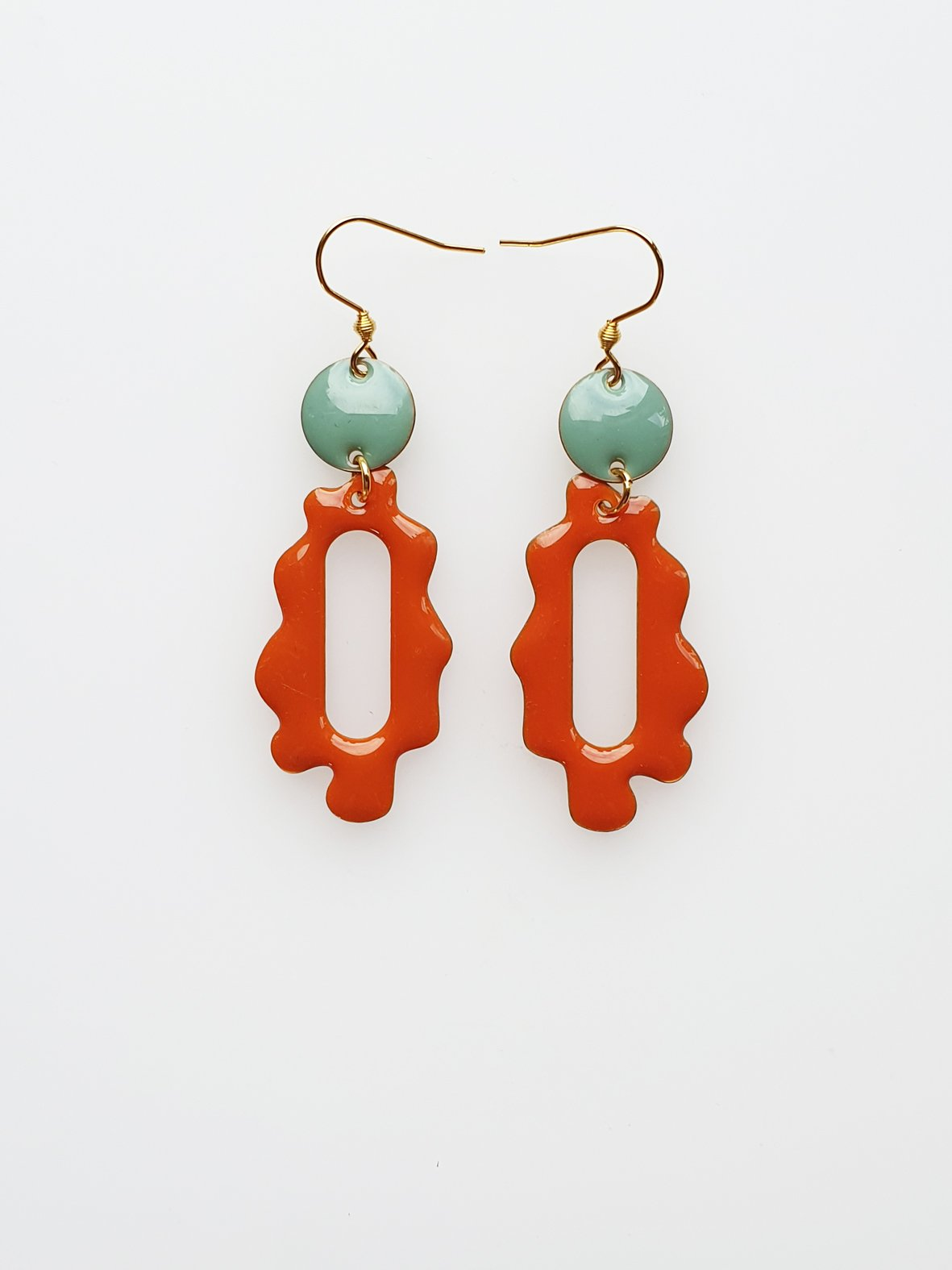 Sherburst Earrings- Various Colours