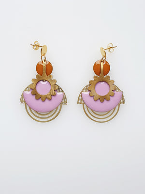 Shrine Earrings