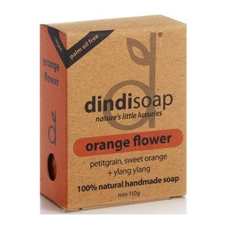 Orange Flower Bar Soap