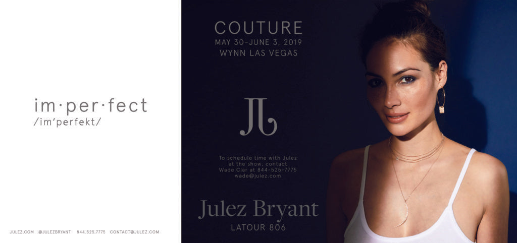 Julez Bryant appearing at Couture 2019