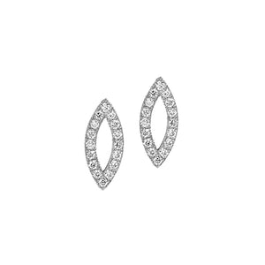 EDIE Diamond Stud Earrings