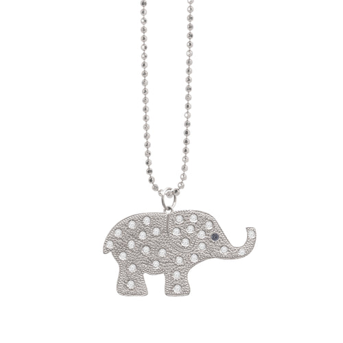 ELLI Medium 14k Gold Elephant