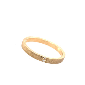 GELB 14k Gold Stacker Ring