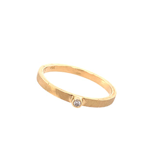 GELI 14k Gold Stacker Ring