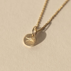 GORU 14k Gold Necklace