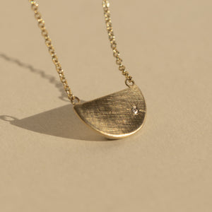 GORY 14k Gold Necklace