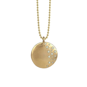 MINA X-Large 14k Gold Necklace