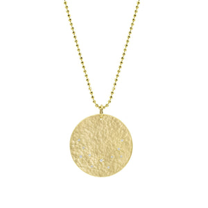 MINY 14k Gold X-Large Medallion