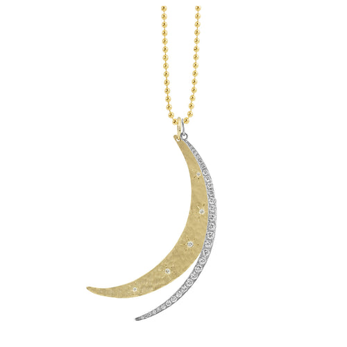 MOBI and VIMI 14k Gold Moons