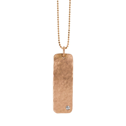NIKI Medium 14k Gold Necklace