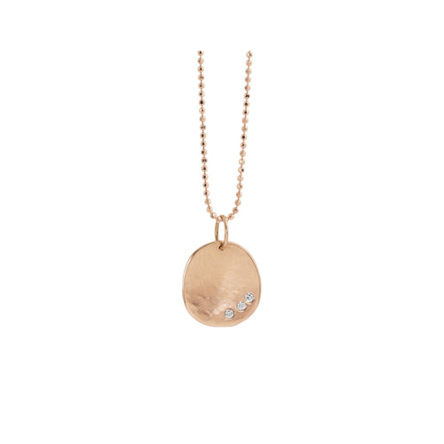 SAGE Baby 14k Gold Necklace