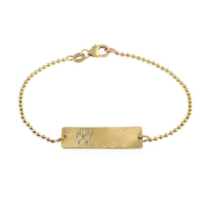 SKYE 14k Gold Bar Bracelet - ONLINE EXCLUSIVE