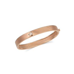 TODO 18k Gold Diamond Bangle