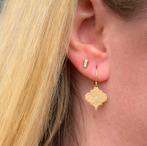 NEW! ZOLE 14k Gold Earrings
