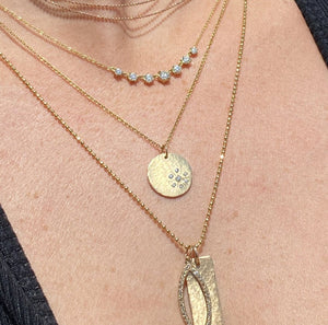 SKYE Small 14k Gold Necklace