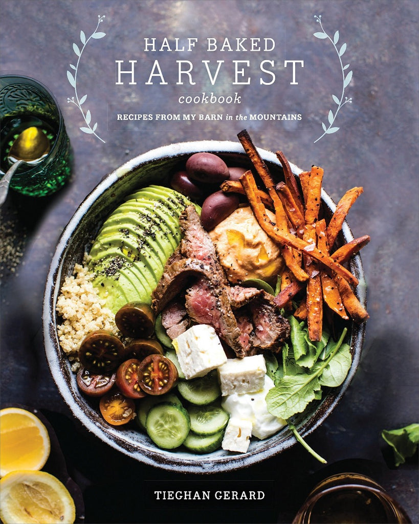Half Baked Harvest Cookbook