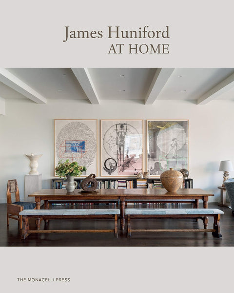 James Huniford At Home