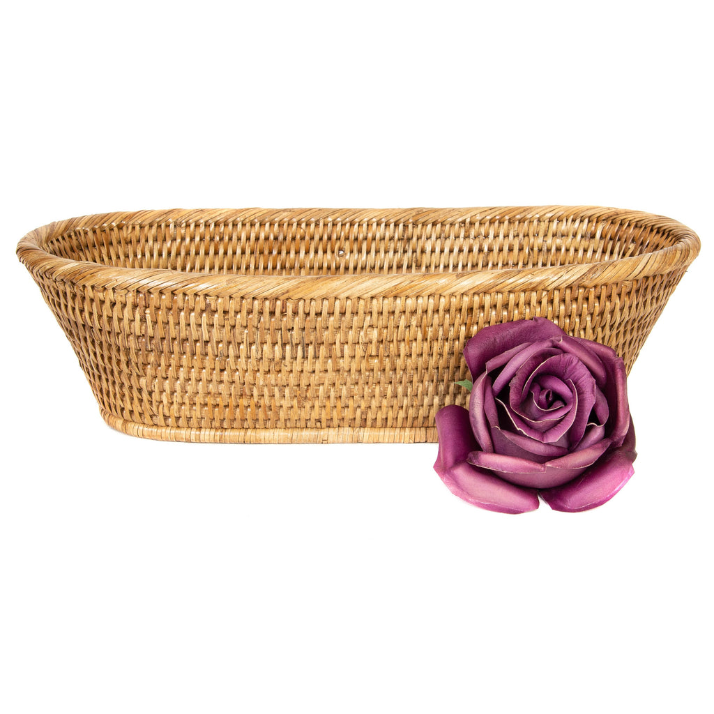 Rattan Oval Basket (Bread)