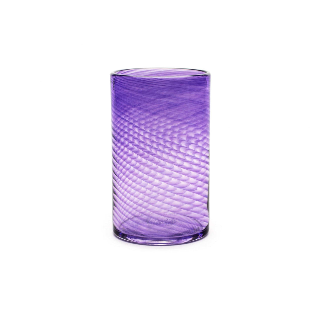 The Twisty High Ball Glass