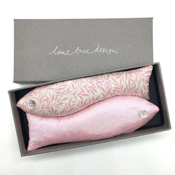 Box of 2 Lavender Fish