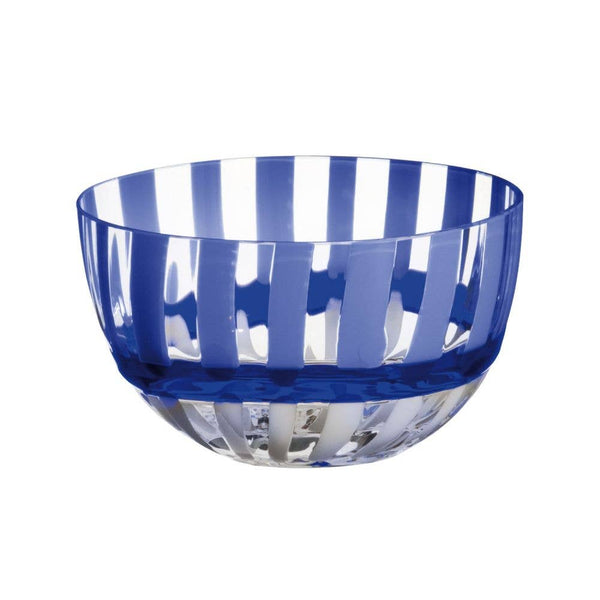 Blue Stripe Bowl