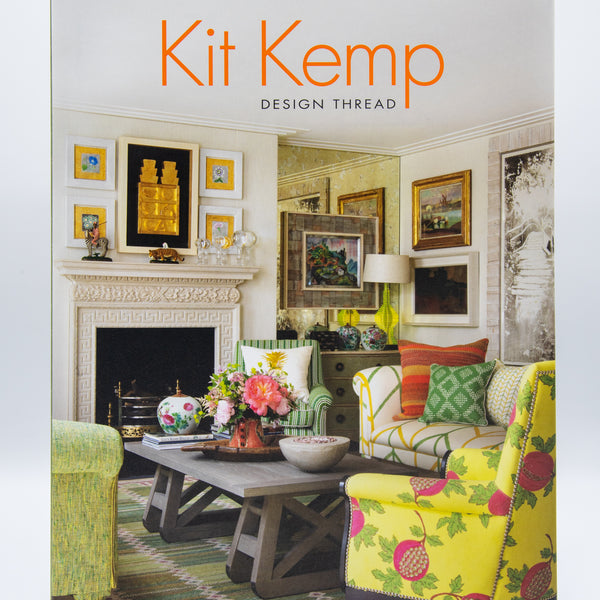 Kit Kemp: Design Thread Book