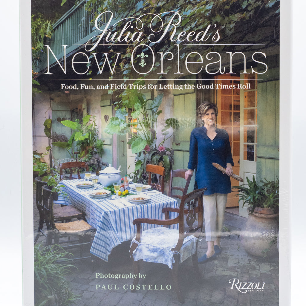 Julia Reed's New Orleans Book