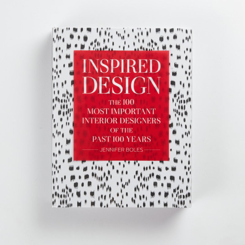 Inspired Design: The 100 Most Important Designers of the Past 100 Years Book