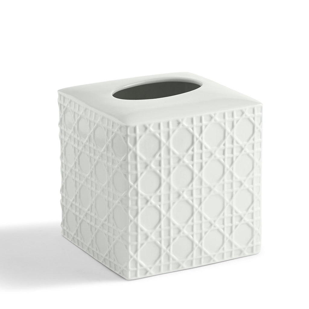 Rattan Bath Tissue Holder