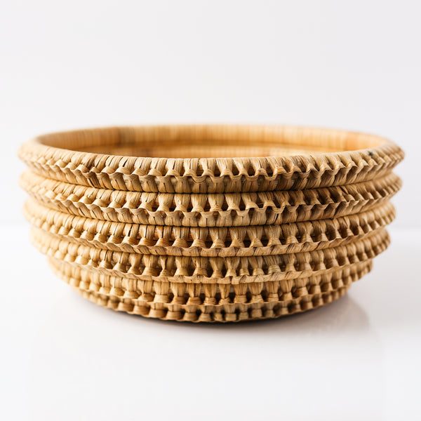 Kenis Braided Bowl