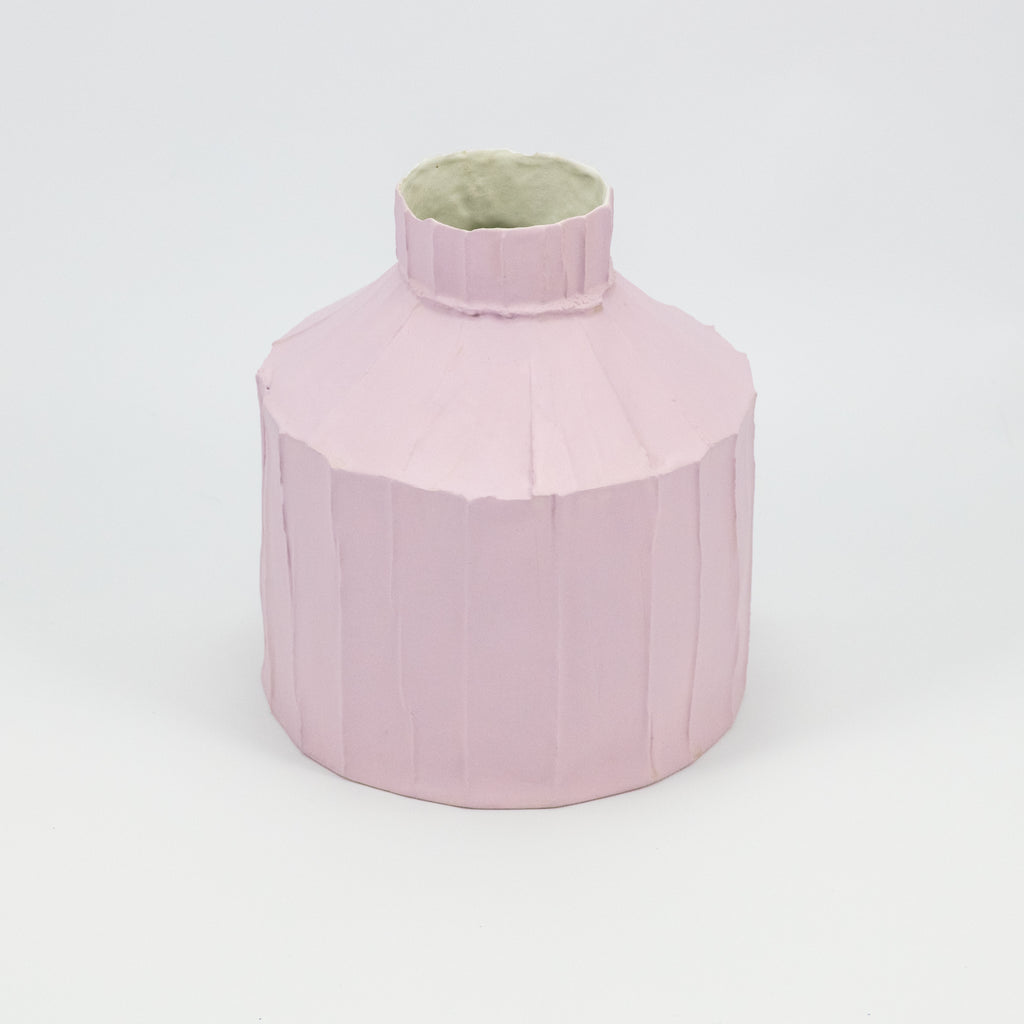 Colored Fide Vase (Low)