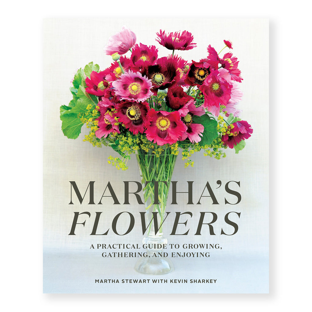 Martha's Flowers Book