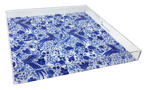 Royal Delft Inspiration Acrylic Tray