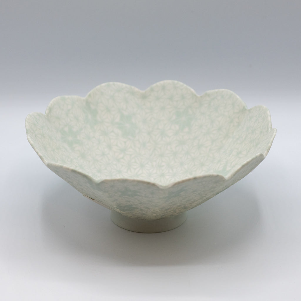 Asanoha Bowl - Green