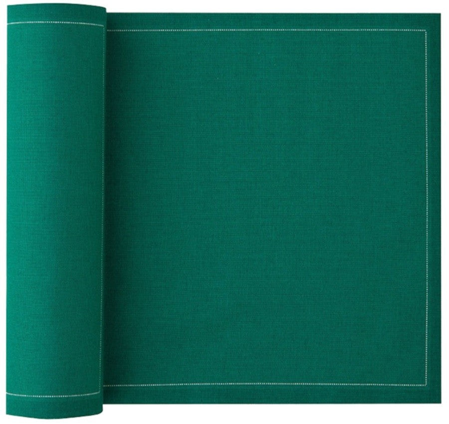 Emerald Cotton Cocktail Napkins