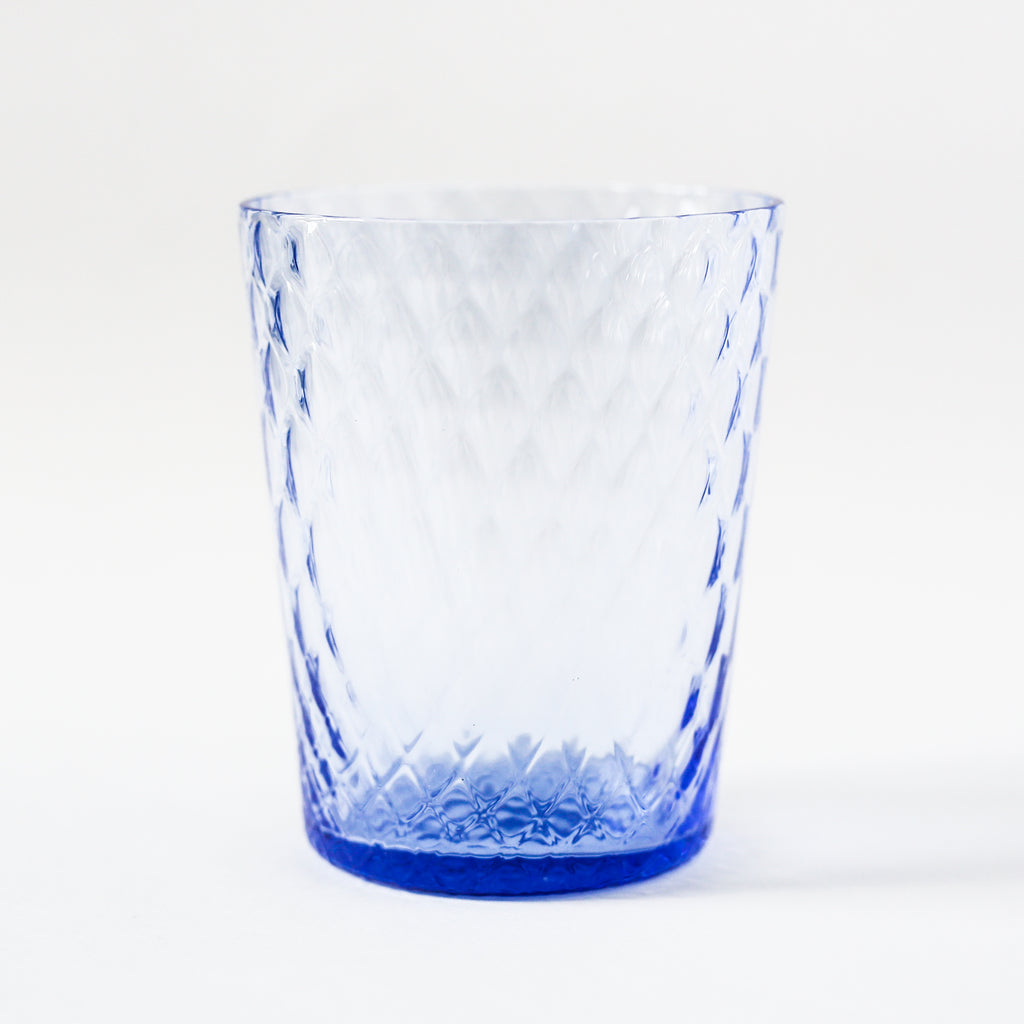 Veneziano Tumblers -Light Blue