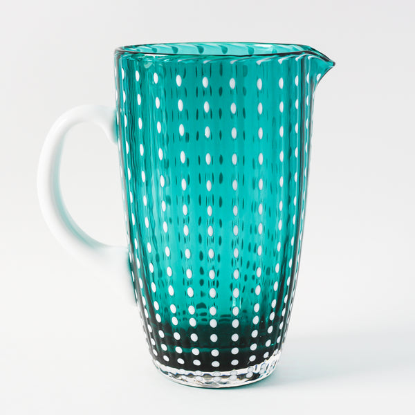 Perle Carafes - Green