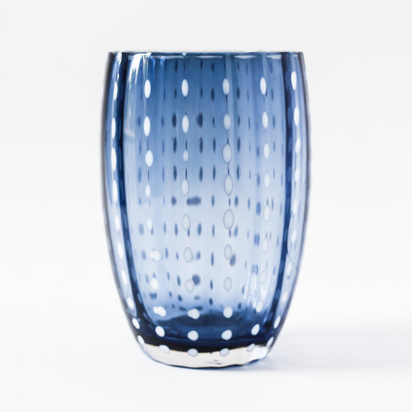 Perle Tumblers - Blue/Grey