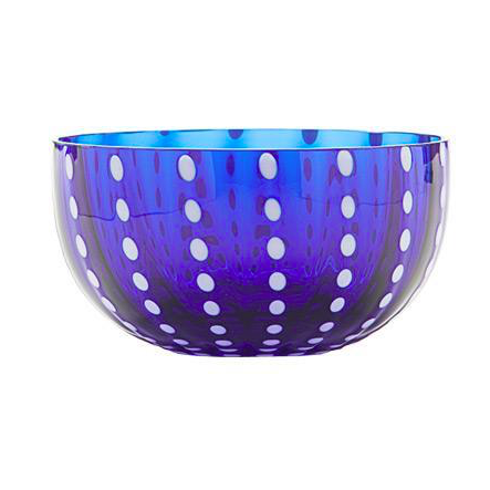 Perle Small Bowls -Blue